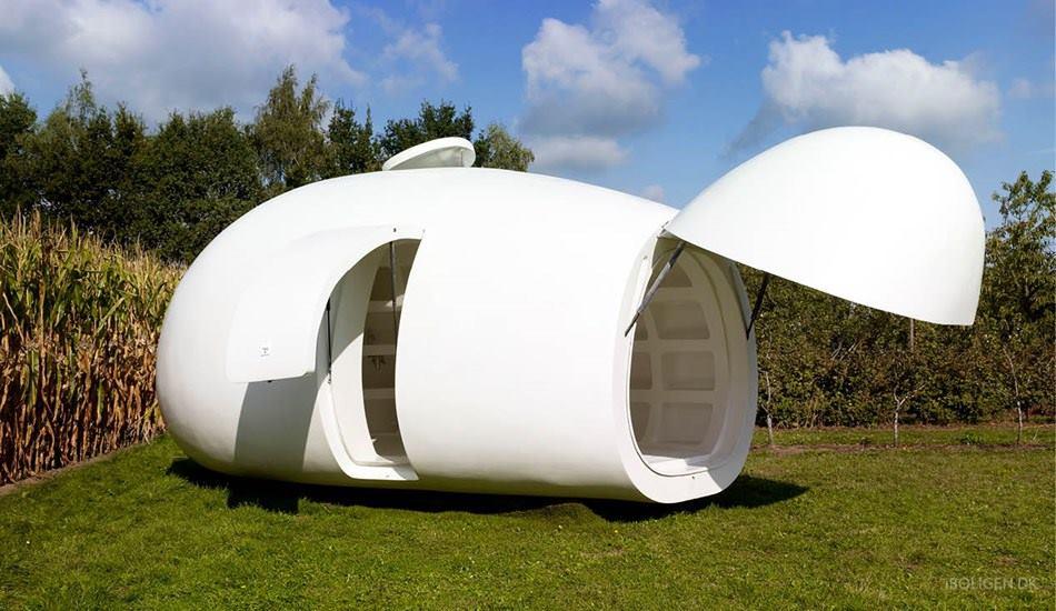 불레 주택 – 개념 – 프로토 타입의 Blob VB3 – 벨기에  BubbleMania