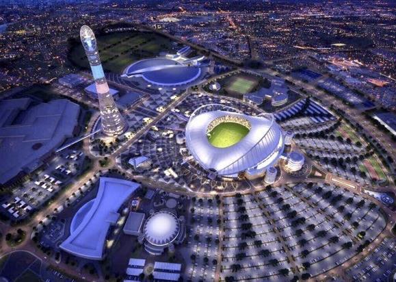 Stades Proposés Pour La Coupe Du Monde De La Fifa 2022